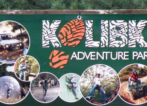 Gdynia Kolibki Adventure Park