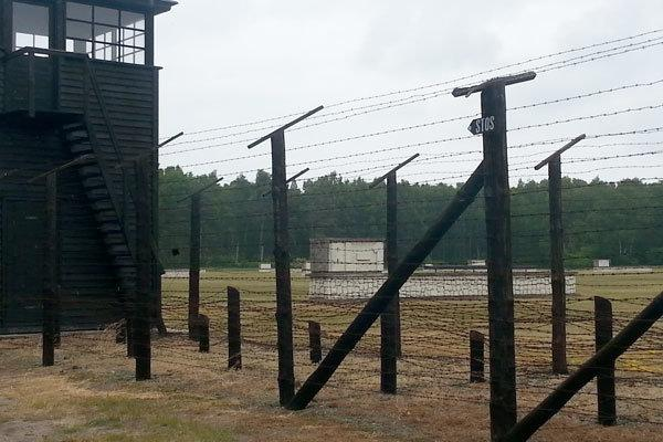 Obóz koncentracyjny zwiedzanie