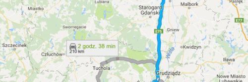 Lotnisko Gdańsk - Bydgoszcz