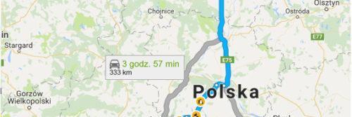 Lotnisko Gdańsk - Łódź