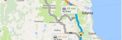 Lotnisko Gdańsk - Wejherowo
